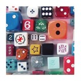 Dice-0-Rama Tile Coaster