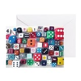 Dice-0-Rama Greeting Cards (6)