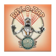 Ray-O-Zap Tile Coaster