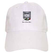 Knight In Shining Armor Rose Personalize Baseball Cap