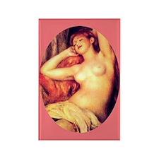 RENOIR NUDE WOMAN Rectangle Magnet (100 pack)