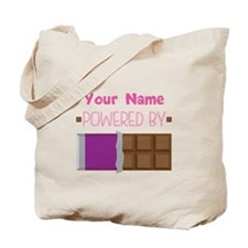 Chocolate Lover personalized Tote Bag