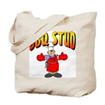 BBQ Stud Tote Bag