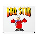 BBQ Stud Mousepad