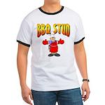 BBQ Stud Ringer T