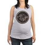 watermeterlidlsepia.png Maternity Tank Top