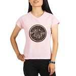 watermeterlidlsepia.png Performance Dry T-Shirt