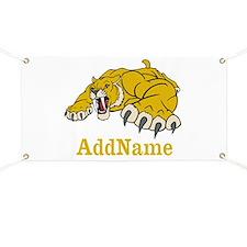 Tiger Roar Custom Banner