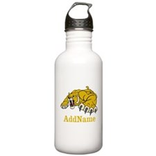 Tiger Roar Custom Water Bottle