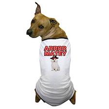 Pirate Bichon Frise Dog T-Shirt