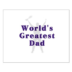 World's Greatest Dad Posters