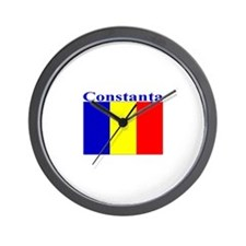 Constanta, Romania Wall Clock