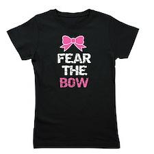 Fear the bow Girl's Tee