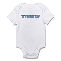 Anesthesiologist Infant Bodysuit