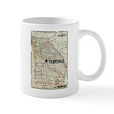 Walking Dead Terminus Map Mug Mugs