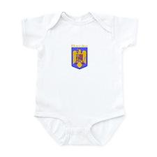 Bacau, Romania Infant Bodysuit