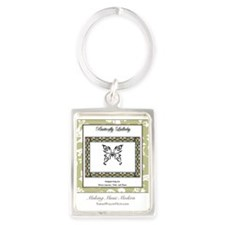 Butterfly Lullaby Keychains