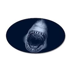 Shark Bite Wall Decal
