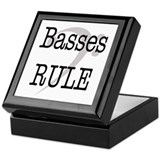 Basses Rule Keepsake Box
