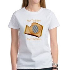 YOUR FACE Grilled Cheese Sandwich Tee
