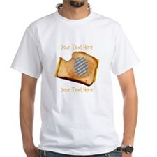 YOUR FACE Grilled Cheese Sandwich Shirt