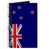 &quot;New Zealand Flag&quot; Journal