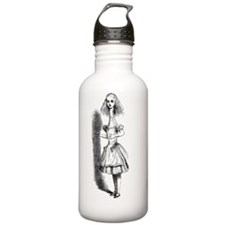 Alice Stretched In Won Water Bottle