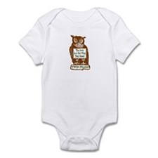 The Owls Are Not What They Seem Infant Bodysuit