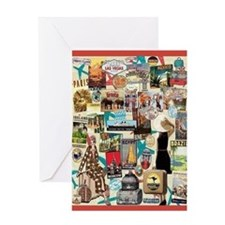 Travel Card Greeting Cards