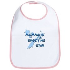 Mommy's Shooting Star [Blue] Bib