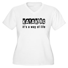 Kayaking it is a T-Shirt