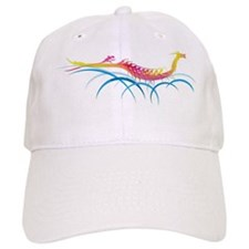 fantastic dragon boat Baseball Cap