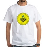 Masonic Design Centered on a Shirt
