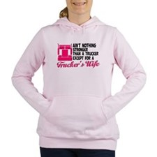 Ain't Nothing Stronger Women's Hooded Sweatshirt