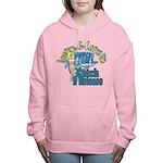 Love 'em & Leave 'em Women's Hooded Sweatshirt