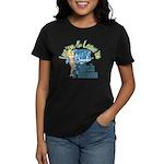 Love 'em & Leave 'em Women's Dark T-Shirt