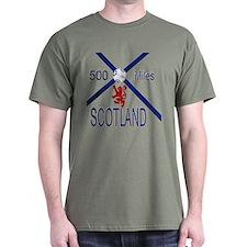 Scotland 500 Miles T-Shirt