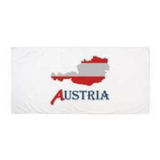 Austria Beach Towel