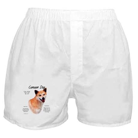 Canaan Dog Boxer Shorts