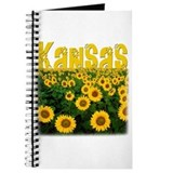 Kansas Sunflower Field Journal