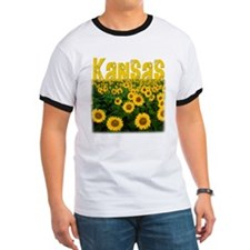 Kansas Sunflower Field T