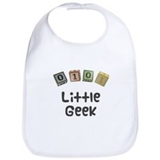 Little Geek Bib