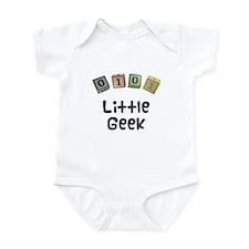 Little Geek Body Suit