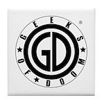 G.o.D. Tile Coaster