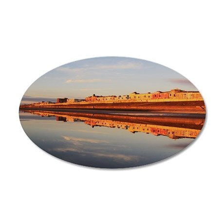 Blackpool North Shore Reflection Wall Sticker