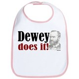 Dewey Does It! Bib