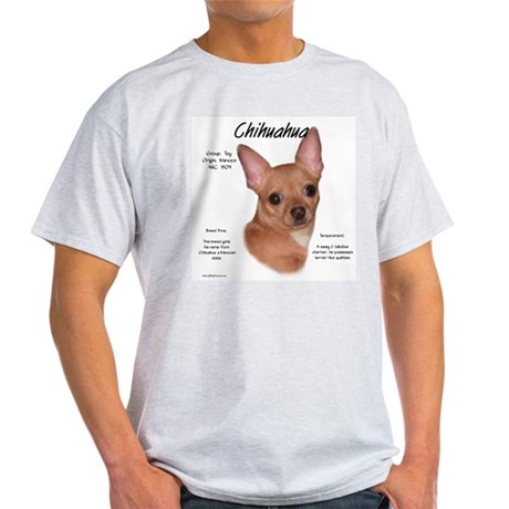 Smooth Chihuahua Light T-Shirt