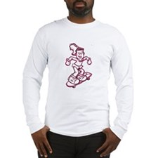 Skating Curtis Long Sleeve T-Shirt
