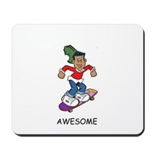 Awesome! Mousepad