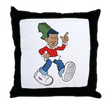 OK Curtis Throw Pillow